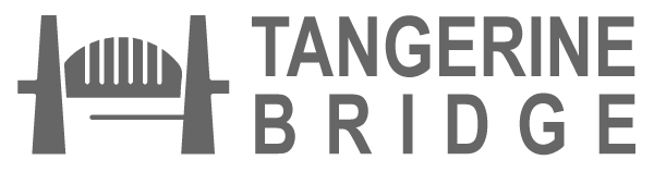 Tangerine Logo Grey