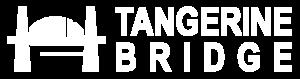 Tangerine Logo White